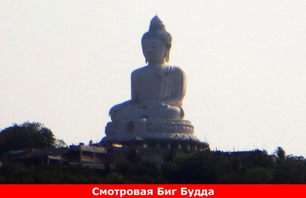 Биг Будда Пхукет на карте