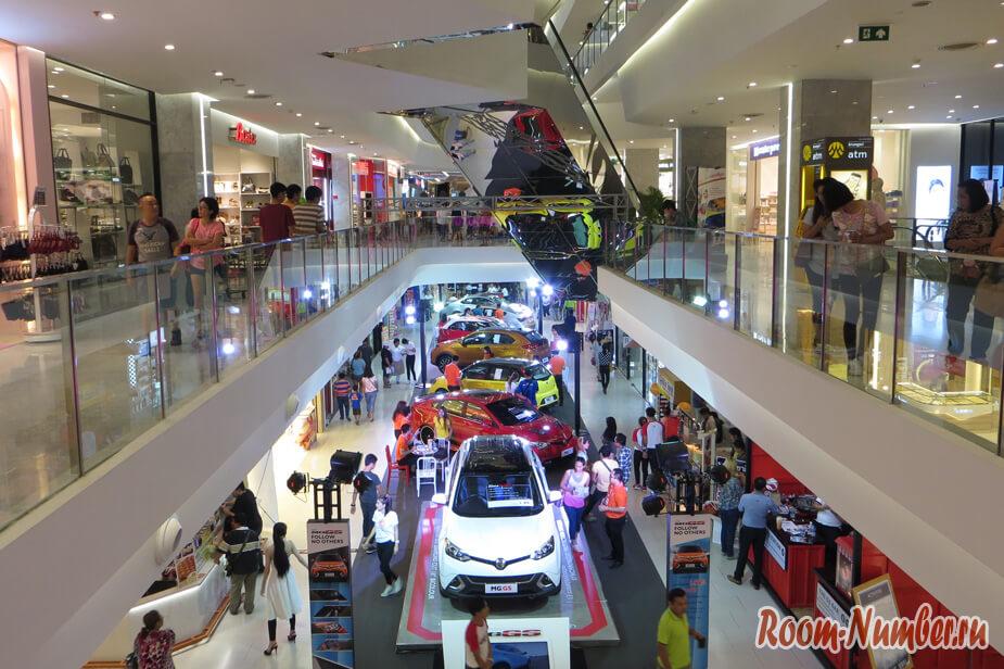 торговый центр харбор центральный район паттайи