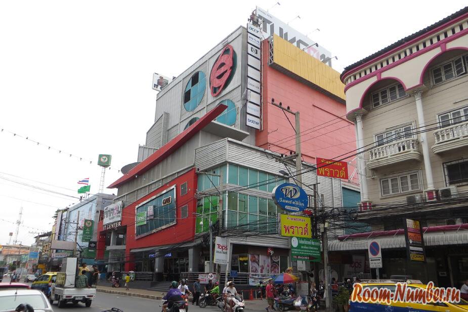 Тукком Паттайя. Самый большой магазин электроники в Паттайе, который меня выручил