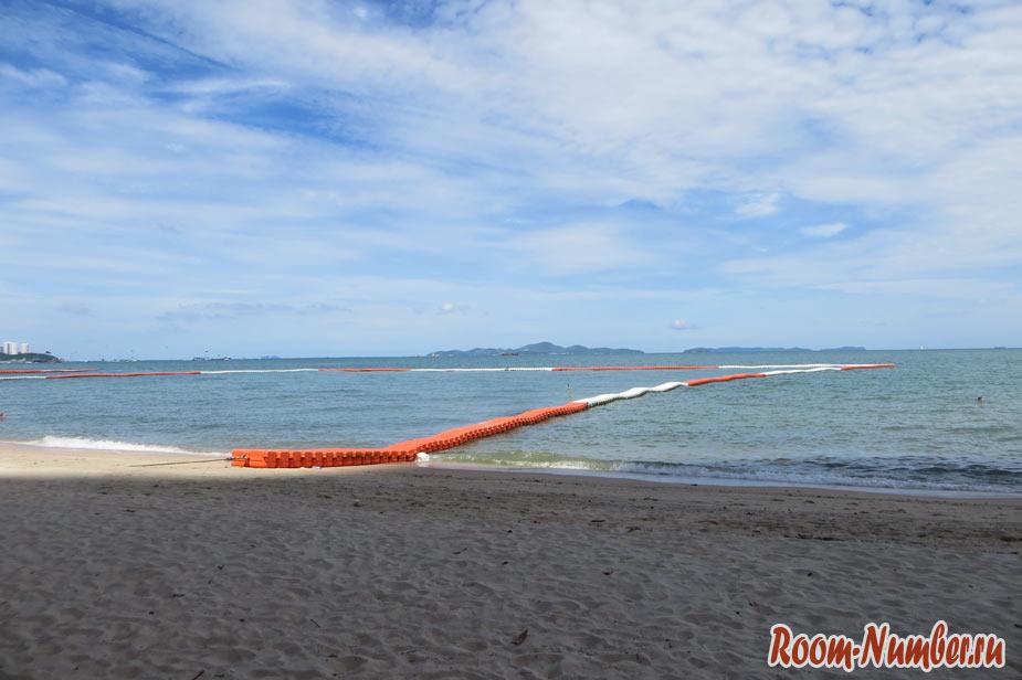wongamat зона для купания