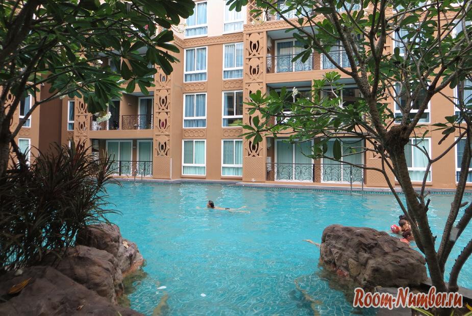 Атлантис кондо (Atlantis condo Pattaya) – «гигант в Паттайе» и настоящий праздник для детей