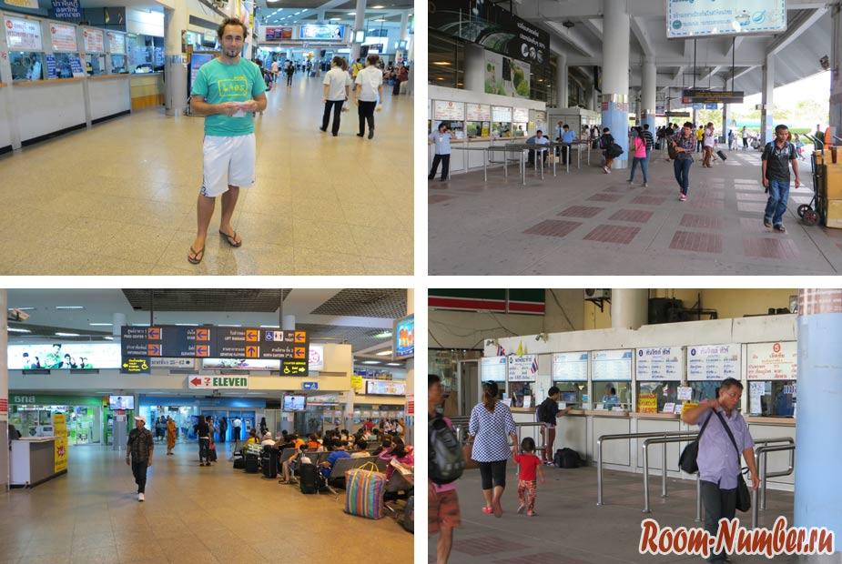 Автовокзал Мочит, Бангкок. Расписание автобусов