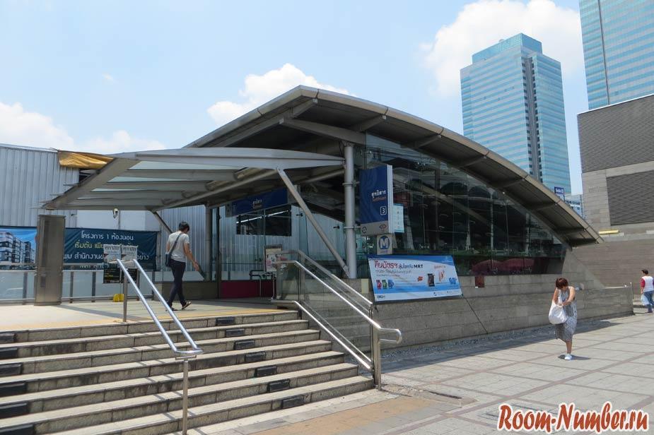 Метро в Бангкоке. Как пользоваться, цены на проезд и схема линий