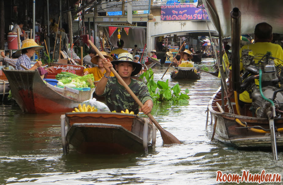 Плавучий рынок Дамнон Садуак
