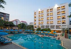 Арека лодж паттайя отель