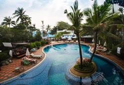 Хорошая четверка на Джомтьене - Natural Park Resort