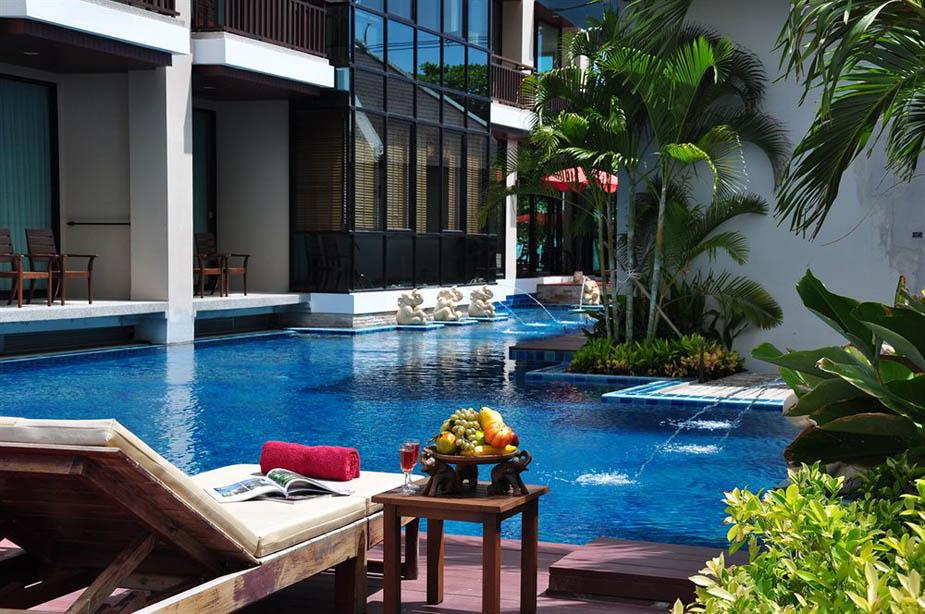 Отели на Джомтьене. 20 хороших гостиниц для отдыха в Паттайе