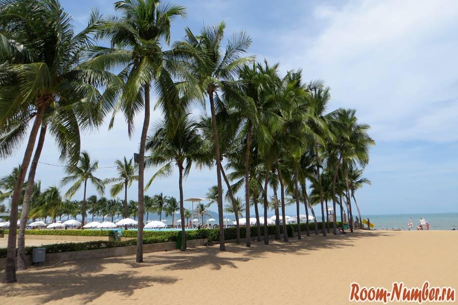 Пляж Амбассадор, Паттайя. Обзор пляжа отеля Ambassador City Jomtien