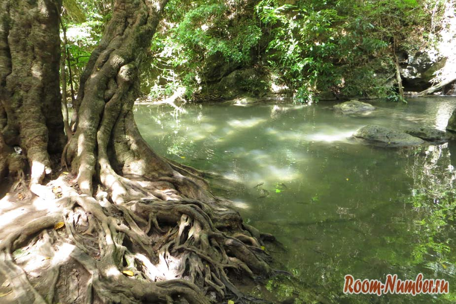 водопады эраван вотерфол