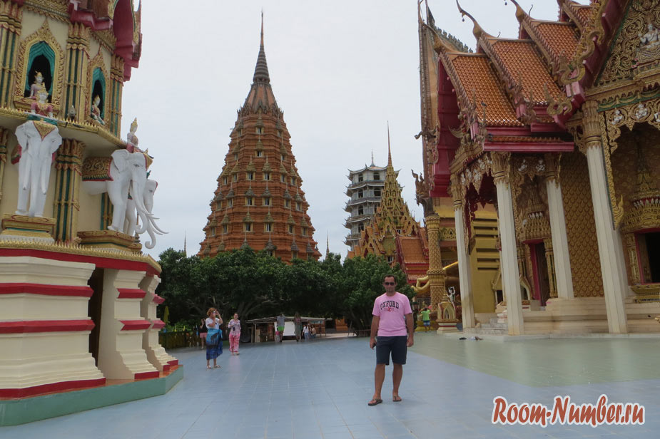 Храм Wat Tham Suea