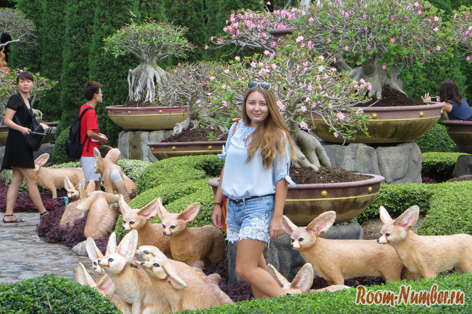 фотографии парка Nong Nooch