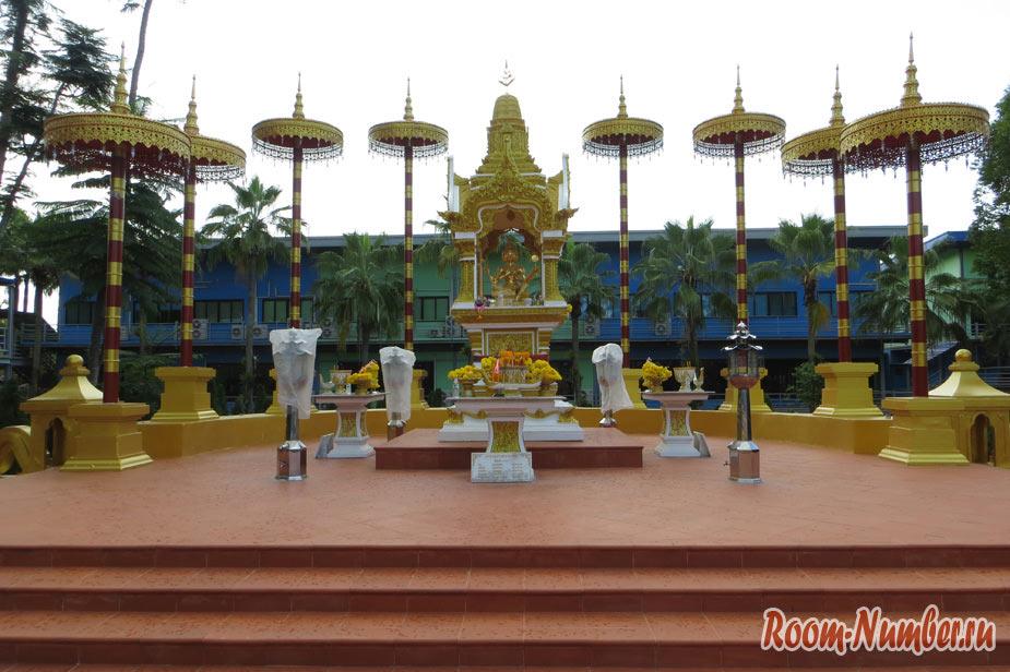 Nong Nooch Паттайя тайланд