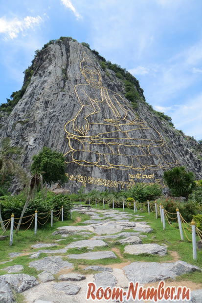 гора золотого будды кхао чи чан