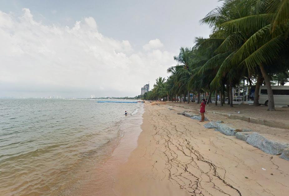 пляж бангсарай pattaya