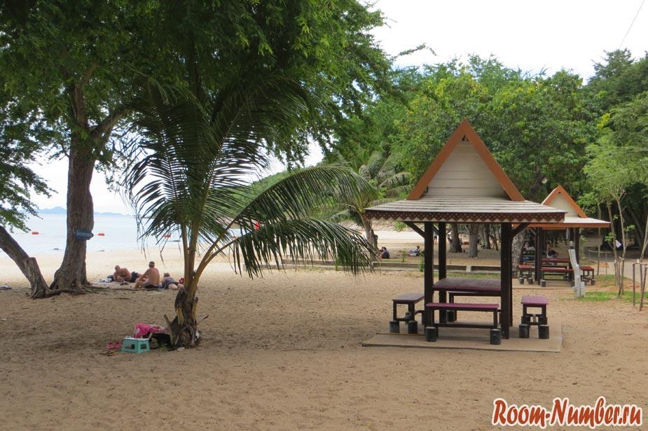 территория военного пляжа