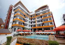 New Nordic Holiday Condo Pattaya