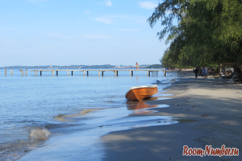 Экскурсия в национальный парк Рием из Сиануквиля. Уголок дикой природы и джунглей Камбоджи