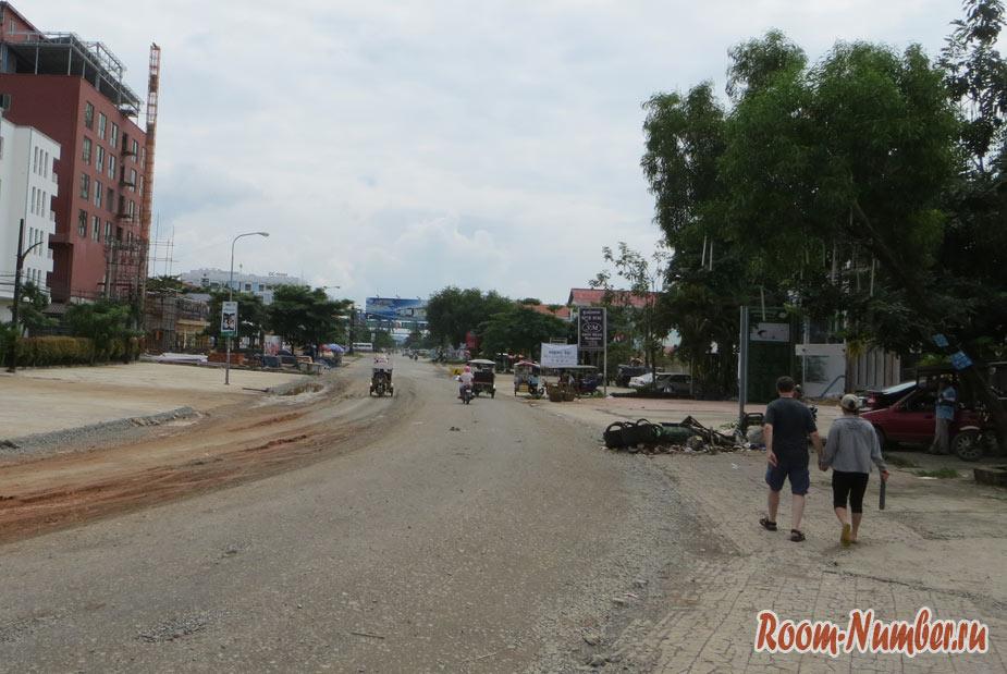 отзывы Камбоджа Сиануквиль