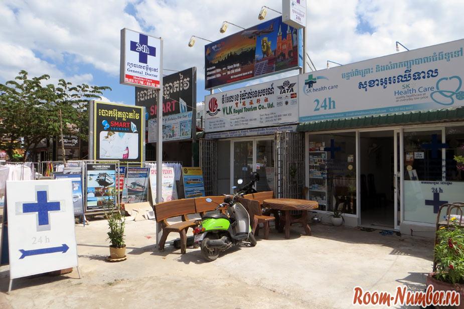 Страховка в Камбоджу. Где купить страховку для поездки в Камбоджу онлайн