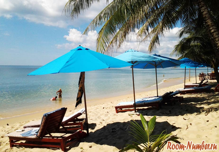 фукуок пляж