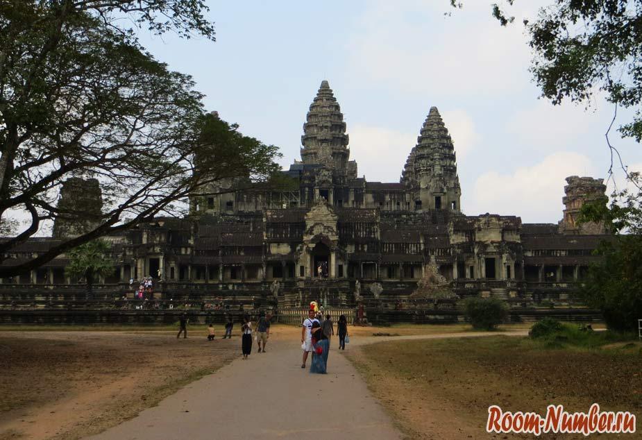 Камбоджа самостоятельно. Как поехать дикарем в Камбоджу