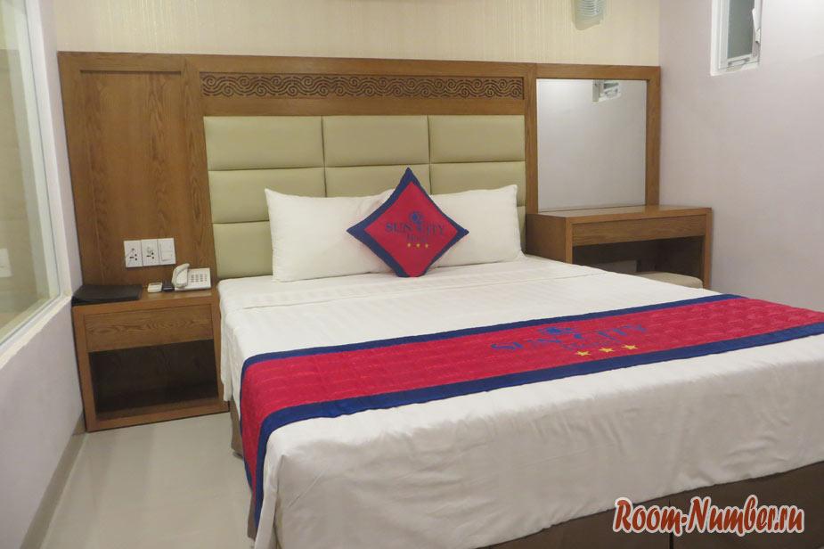 Sun City hotel Нячанг — свежие отзывы. Рекомендуем хороший отель в Нячанге возле пляжа и лотоса