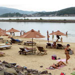 пляж парагон нячанг