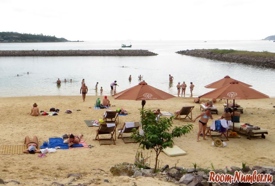 фото пляж парагон в нячанге