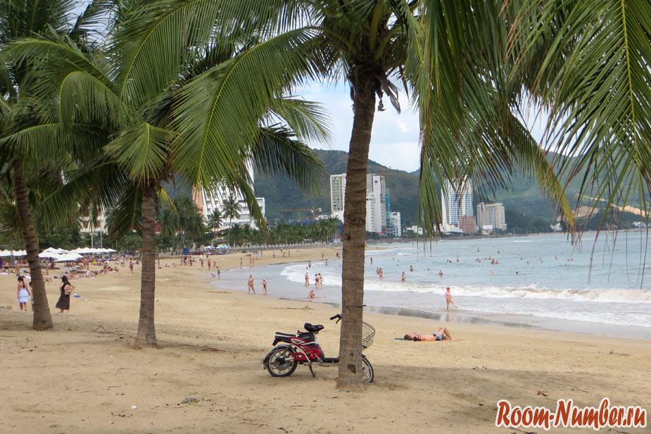 Север Нячанга. Обзор пляжа и список отелей