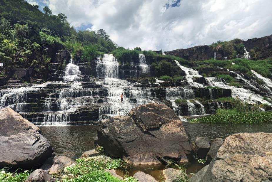 Водопад Понгур. Вьетнам, Далат. Как добраться