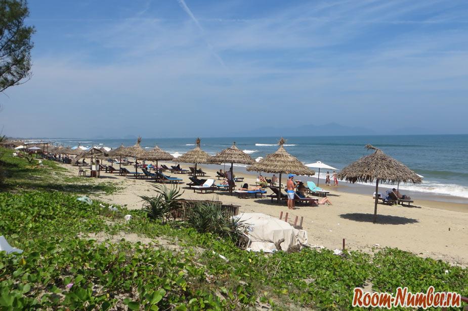 пляж ан банг хойан фото