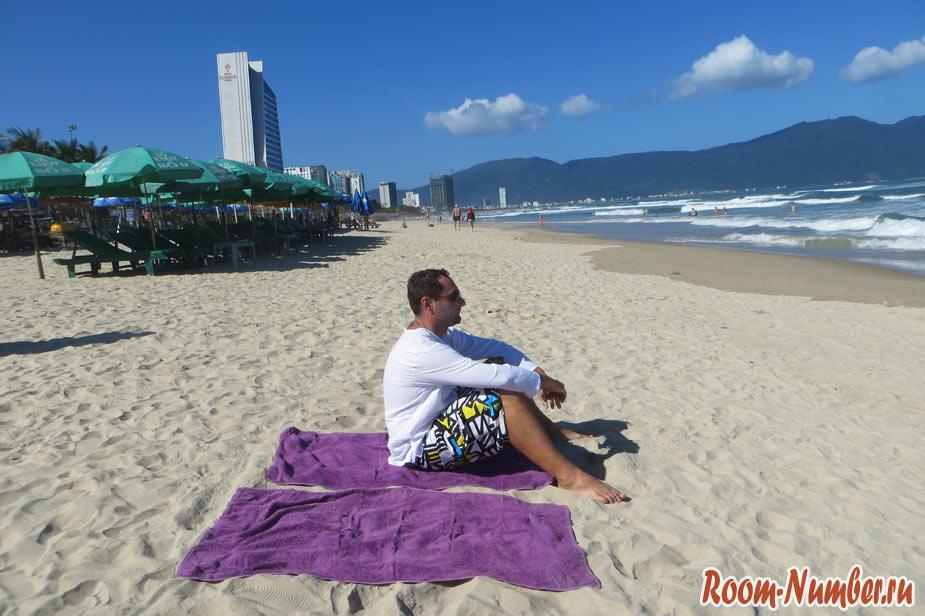 фото пляжей дананга