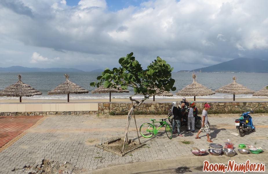 дананг фото пляжей вьетнам