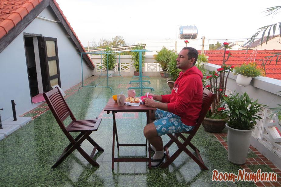 Hao Anh Homestay — где мы остановились в Хойане