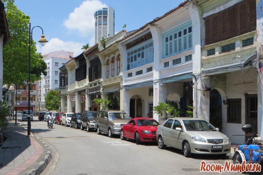 Джорджтаун Малайзия