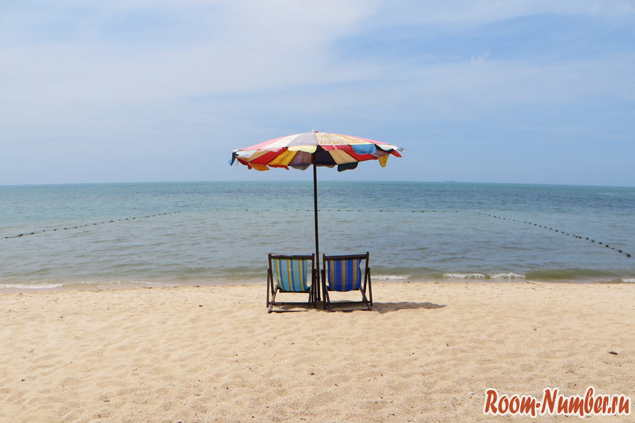 пляж бату ферринги