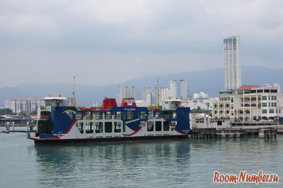 Как добраться на Пангкор из Куала-Лумпур и с Пенанга: автобус + паром