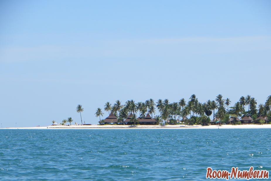 Ко Мук — отзывы, фото и как добраться до острова Koh Mook. Наша поездка удалась!