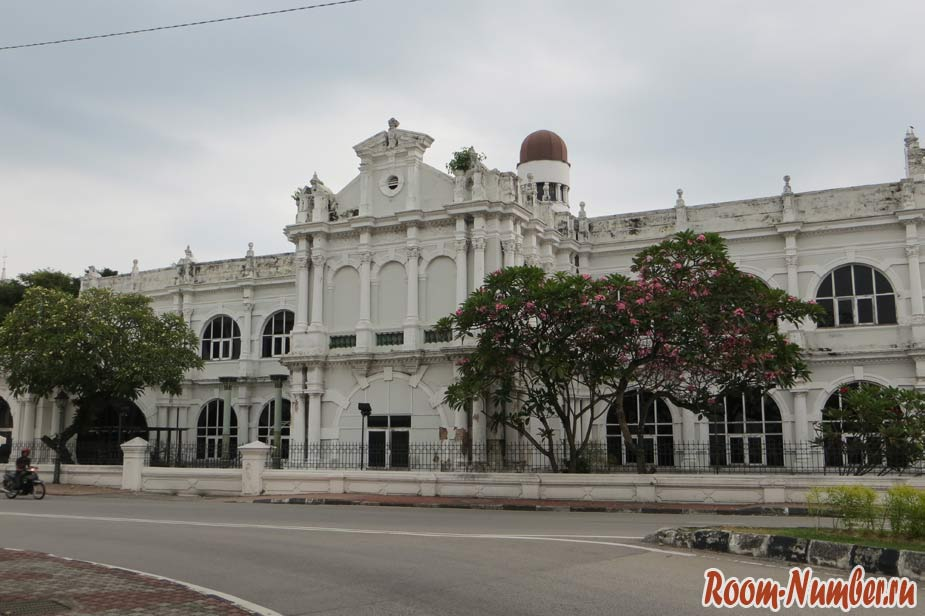 Музей Пенанга: Penang State Museum and Art Gallery