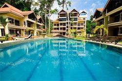 Отели Пангкор Анджуан бич ресорт