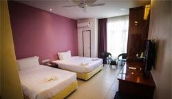 Отели Пангкора с бассейном