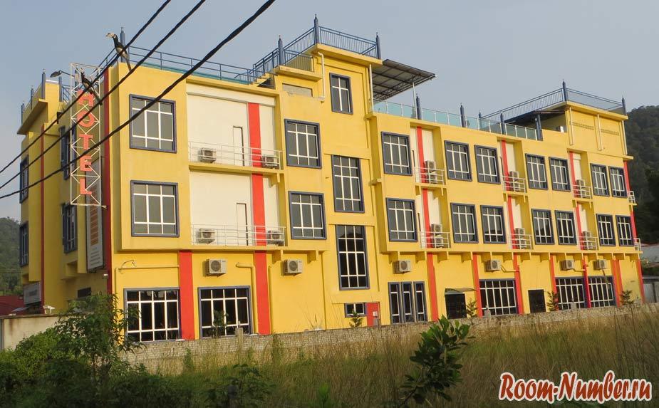 Отели Пангкор Малайзия