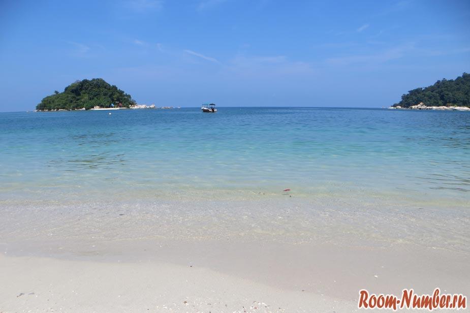 море на пангкоре