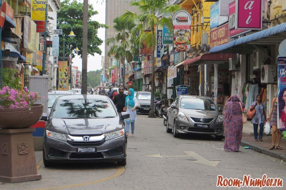 Страховка для Малайзии