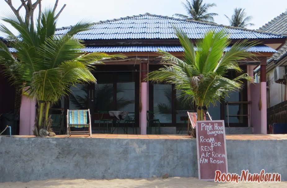 Отели на Ко Ланте. Лучшие гостиницы и советы, где остановиться на острове