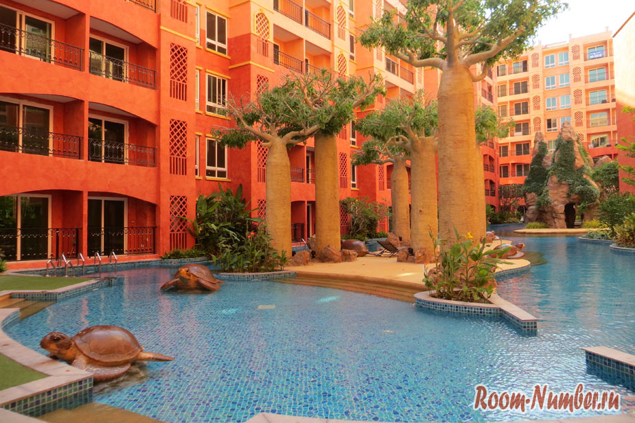 New Room Seven Seas Condo Pattatya Jomtien 124 Pattaya Thailand
