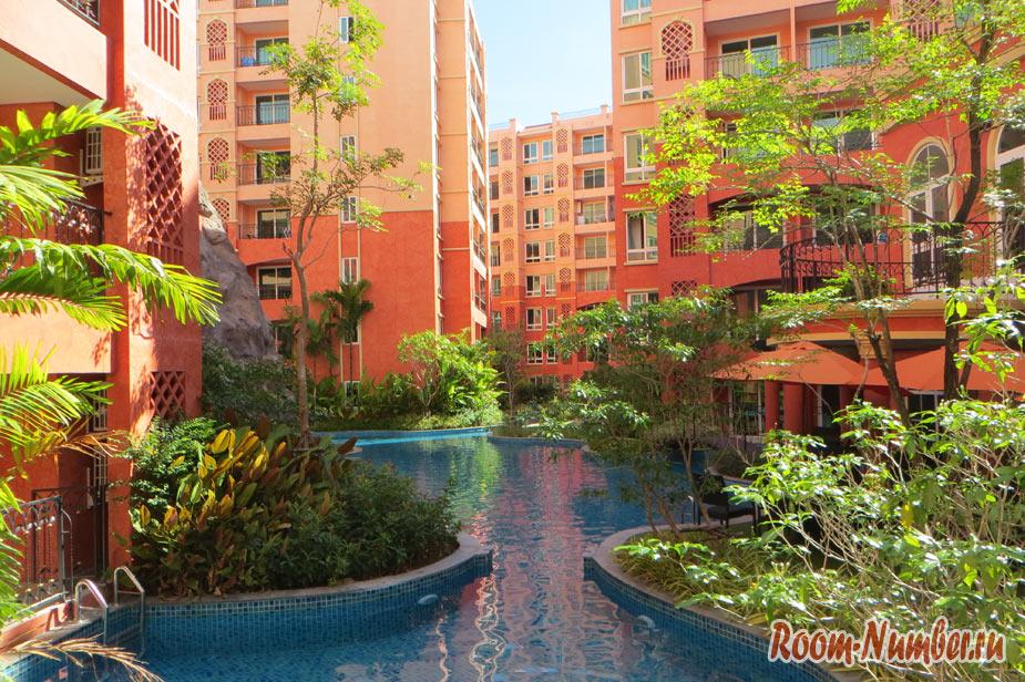 Seven Seas Condo Pattaya. Отзывы о кондо Севен Сис и фото нашей квартиры