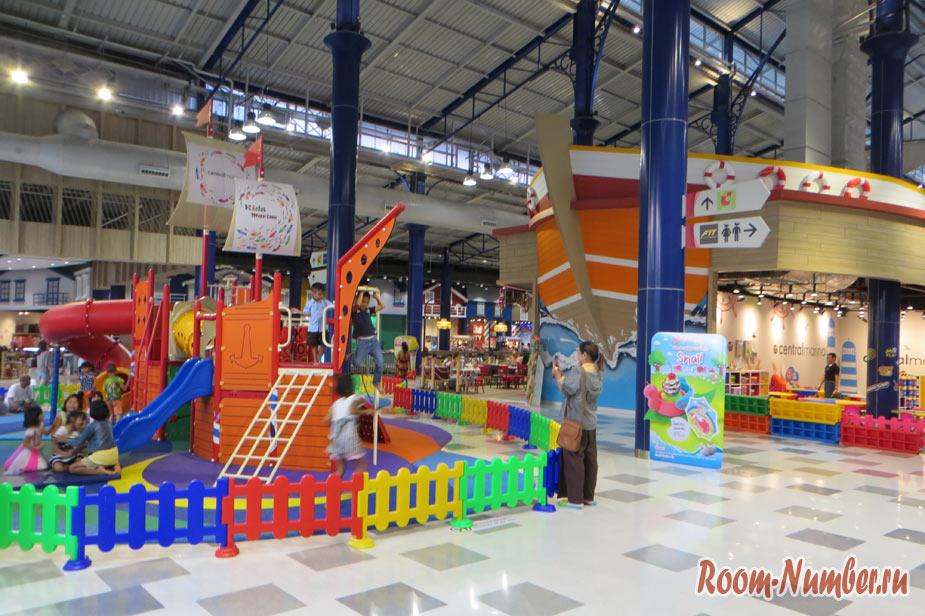 сентрал марина паттайя торговый центр и магазины