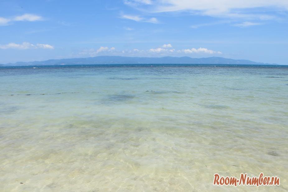 Haad Leela beach ko phangan island