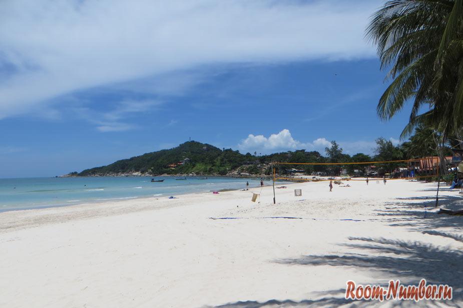 Пляж Хаад Рин Ко Панган фото